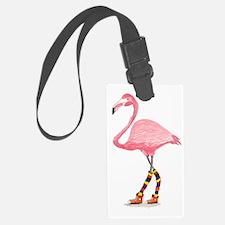 Styling Flamingo Luggage Tag