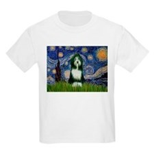 Starry Night & Beardie T-Shirt