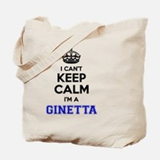 Cute Ginetta Tote Bag