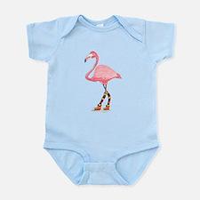 Styling Flamingo Body Suit