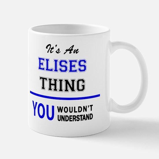 Funny Elise Mug