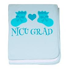 2015 NICU Graduate baby blanket