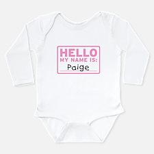 Unique 30th birthday infant body suit Long Sleeve Infant Bodysuit