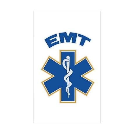 EMT_2 Rectangle Sticker