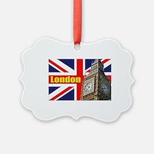 Magnificent! Big Ben London Ornament