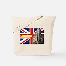 Magnificent! Big Ben London Tote Bag