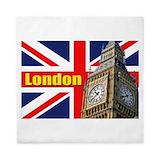 Big ben london bed Queen Duvet Covers