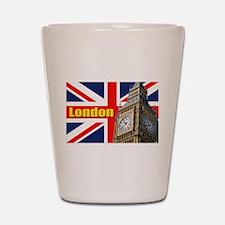 Magnificent! Big Ben London Shot Glass