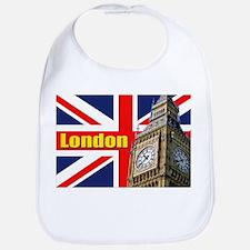 Magnificent! Big Ben London Bib