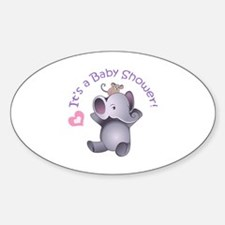 It's A baby Shower! Decal