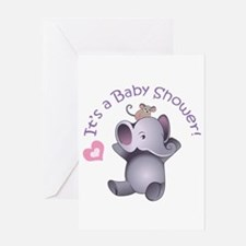 It's A baby Shower! Greeting Cards