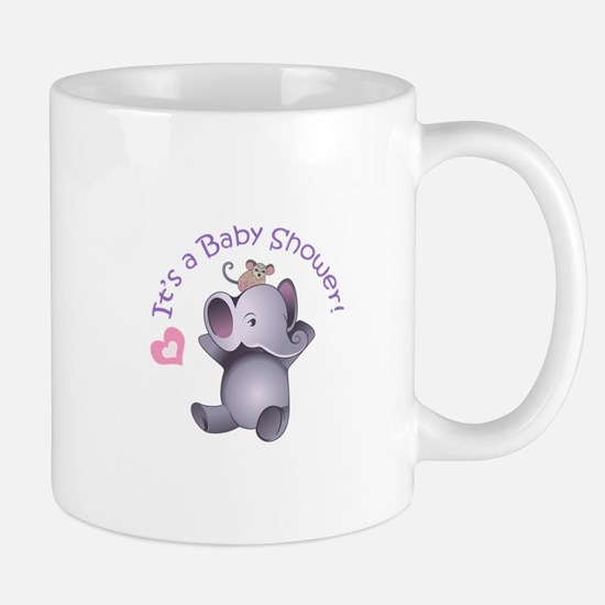 It's A baby Shower! Mugs