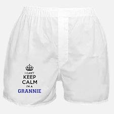 Cute Grannie Boxer Shorts