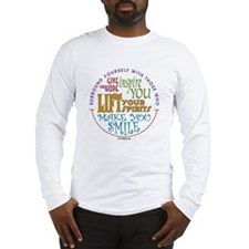 Surround Yourself Long Sleeve T-Shirt