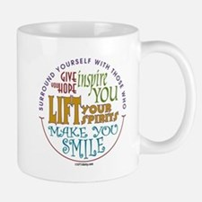 Surround Yourself Small Small Mug