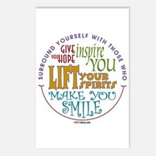 Surround Yourself Postcards (Package of 8)