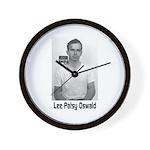 Lee Patsy Oswald Wall Clock