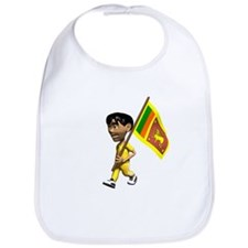 Sri Lanka Boy Bib