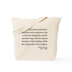 Charles Darwin 3 Tote Bag