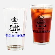 Unique Englishman Drinking Glass