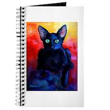 black cat 6 Journal