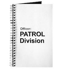 Officer Journal