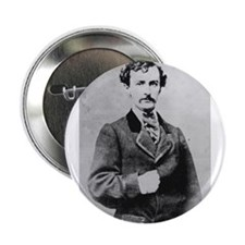 "John Wilkes Booth 2.25"" Button (100 pack)"