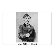 John Wilkes Booth Postcards (Package of 8)