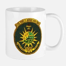 USS FRED T. BERRY Mug