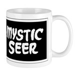 Mystic Seer - 1-Cent Label Mug