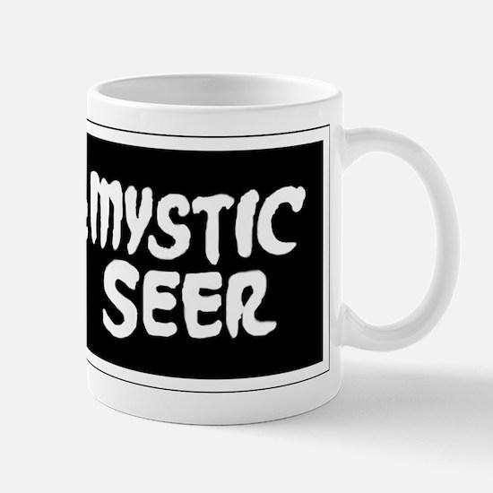 Mystic Seer - 1-Cent Label Mug