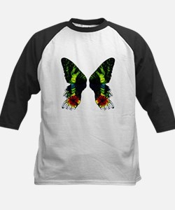 Madagascan Sunset Moth Baseball Jersey