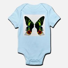 Madagascan Sunset Moth Body Suit