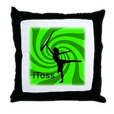 iToss Throw Pillow