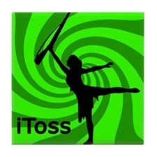 iToss Tile Coaster
