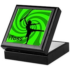 iToss Keepsake Box