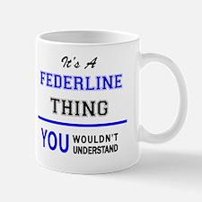 Cute Federline Mug
