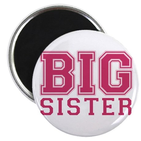 big sister varsity Magnet