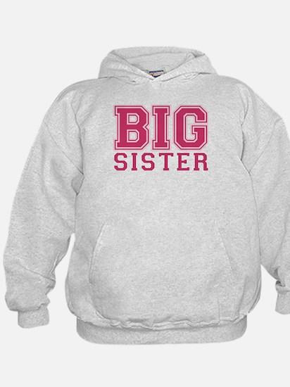 big sister varsity Hoodie
