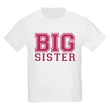 big sister varsity T-Shirt