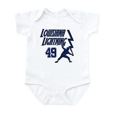 Lightning Infant Bodysuit