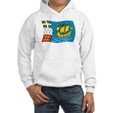 Saint Pierre & Miquelon Flag Jumper Hoody