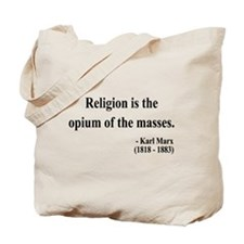Karl Marx 1 Tote Bag