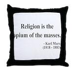 Karl Marx 1 Throw Pillow