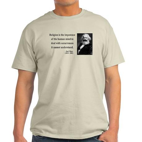 Karl Marx 2 Light T-Shirt