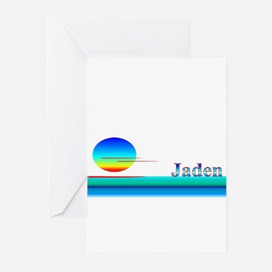 Jaden Greeting Cards (Pk of 10)