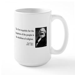 Karl Marx 3 Mug