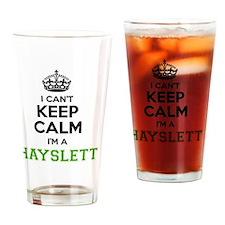 Cute Hayslette Drinking Glass