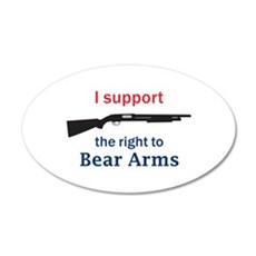 Right To Arms Wall Decal