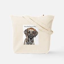 Zodiac Canines LOGOwear! Tote Bag